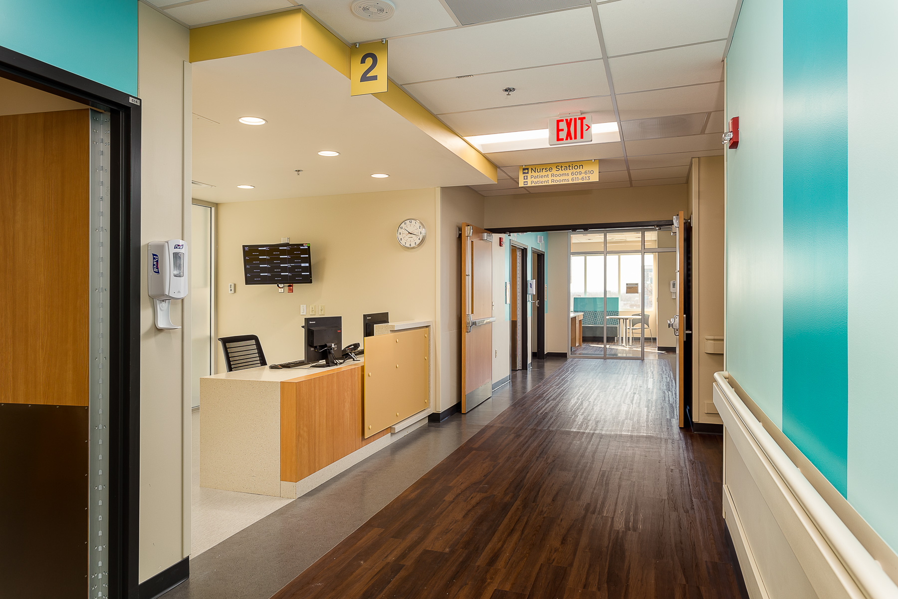 Latest Portion of $78 Million Renovation Project Opens to Patients