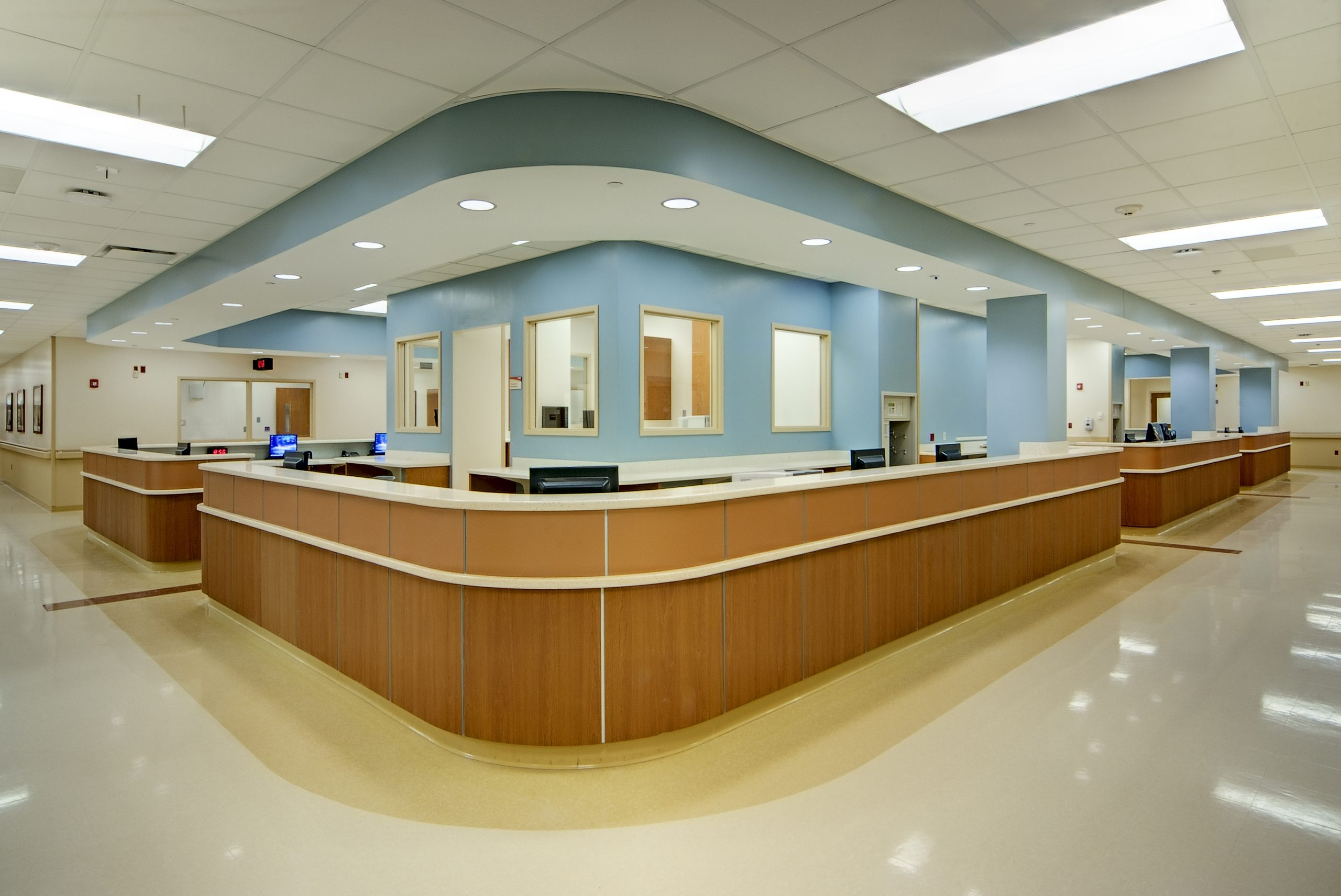 Volume 1: Designing Emergency Departments that Improve Staff Productivity
