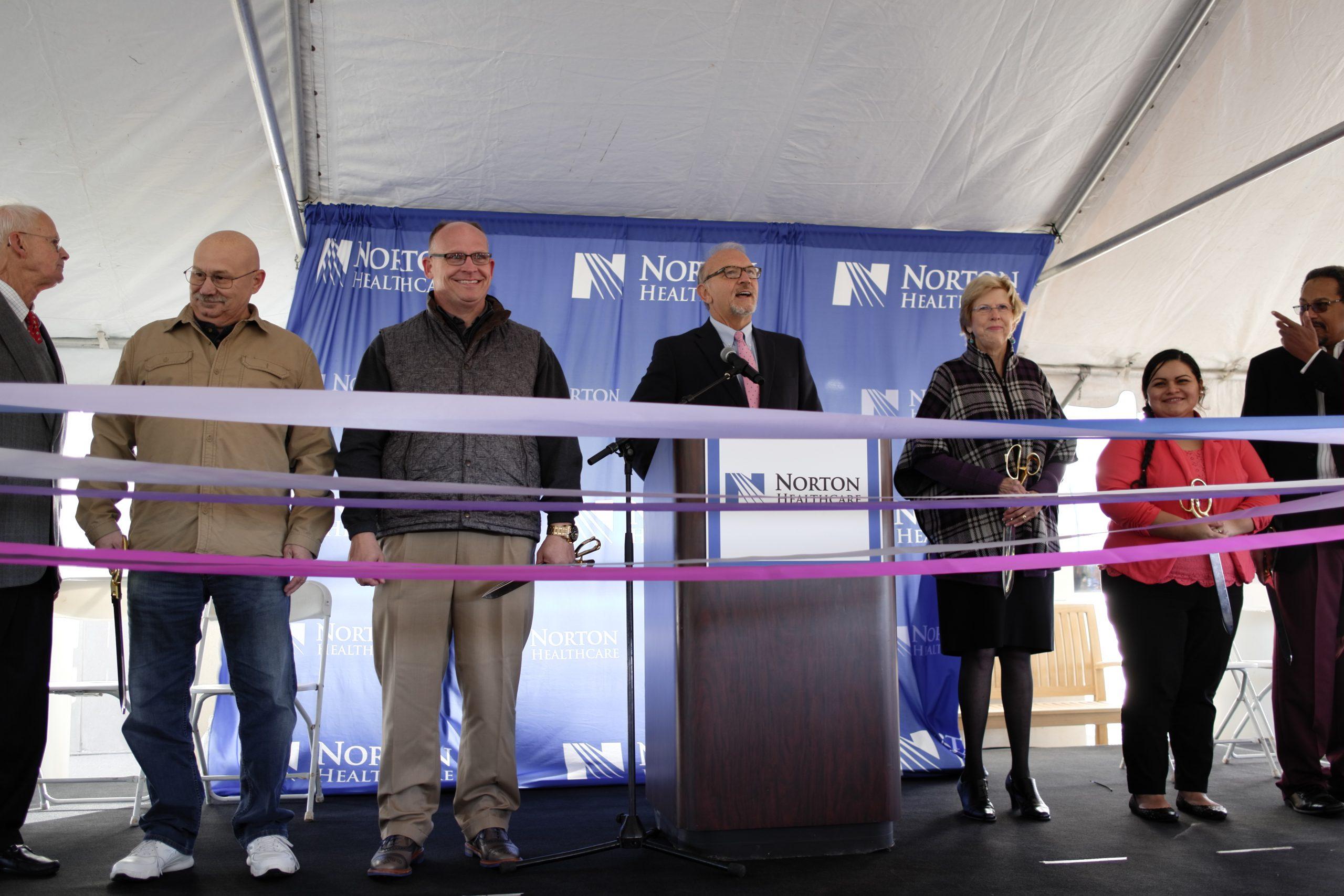 Norton Cancer Institute unveils $38 million facility